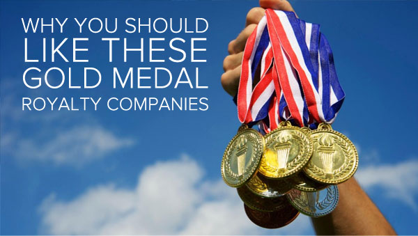 These Olympian Gold Royalty Companies Are Insanely