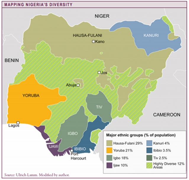 The Nigerian Election - Confluence Investment Management ... on armenian world map, lao world map, aymara world map, bulgarian world map, western desert world map, slovak world map, welsh world map, kongo world map, mongol world map, croatian world map, tibetan world map, taiwanese world map, sumerian world map, urdu world map, khmer world map, hebrew world map, chamorro world map, esperanto world map, assyrian world map, basque world map,