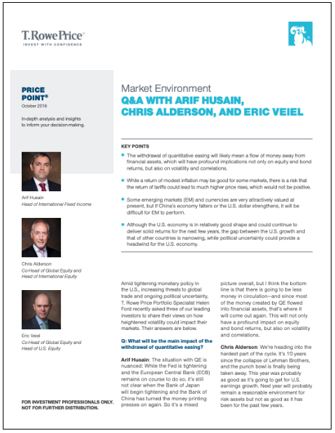 White Papers - Advisor Perspectives